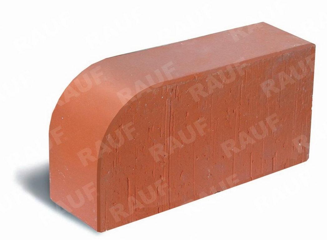 Кирпич лицевой красный полнотелый М-500 R-60 250х120х65 мм, Победа ЛСР
