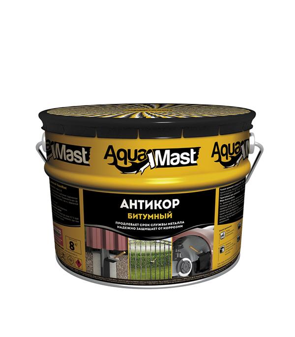 Мастика антикоррозионная АкваМаст 8 кг