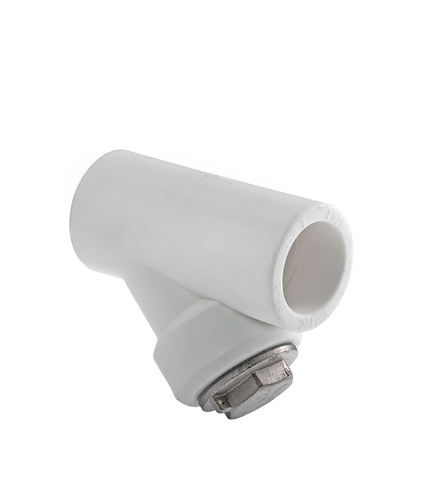 Фильтр полипропиленовый Valtec в/в 20 мм фильтр грубой очистки valtec vt 191