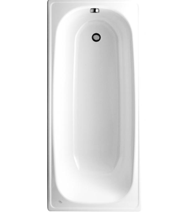 Ванна стальная Jika Riga 1500х700 мм, толщина 2,2 мм ванна стальная jika tansa s hg 150х70 см