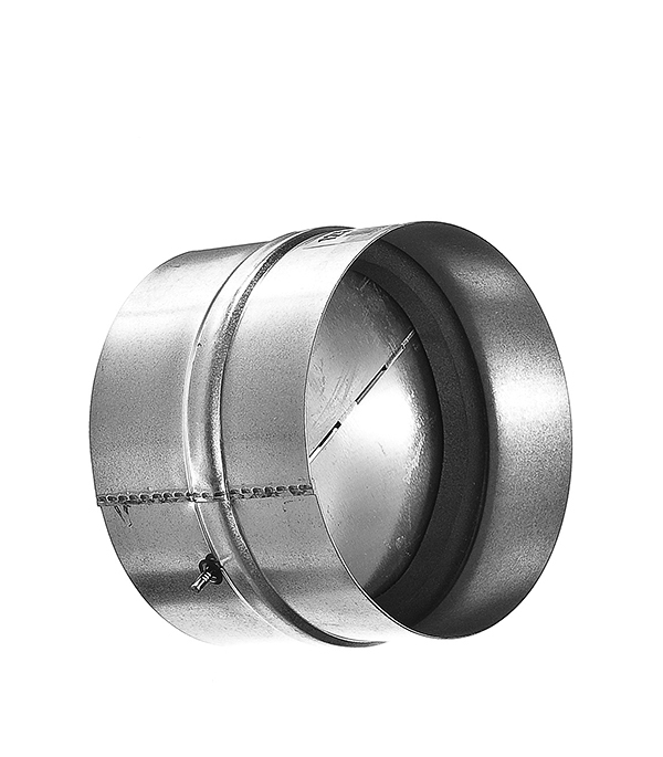 Клапан обратный Эра d125 мм стальной клапан обратный канализационный наружный 110 мм