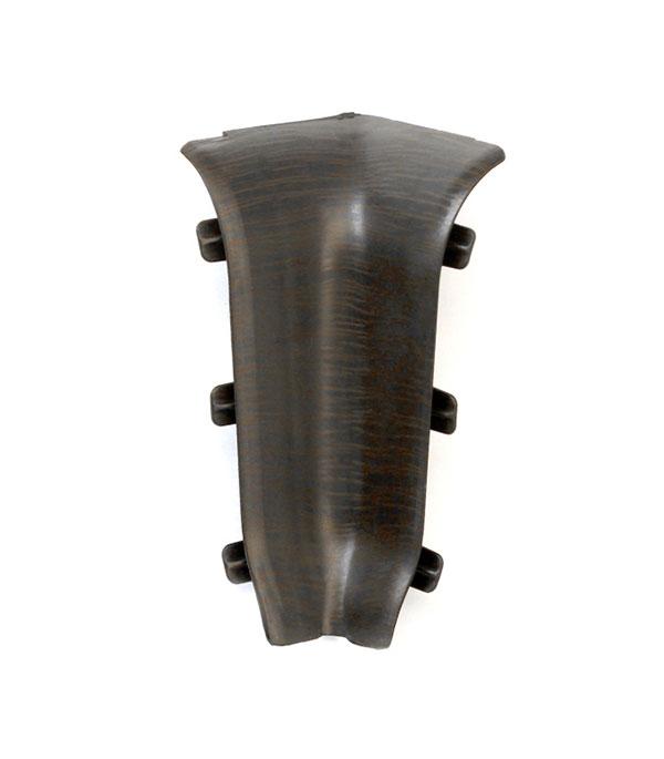 Угол внутренний Венге черный 67 мм 2 шт
