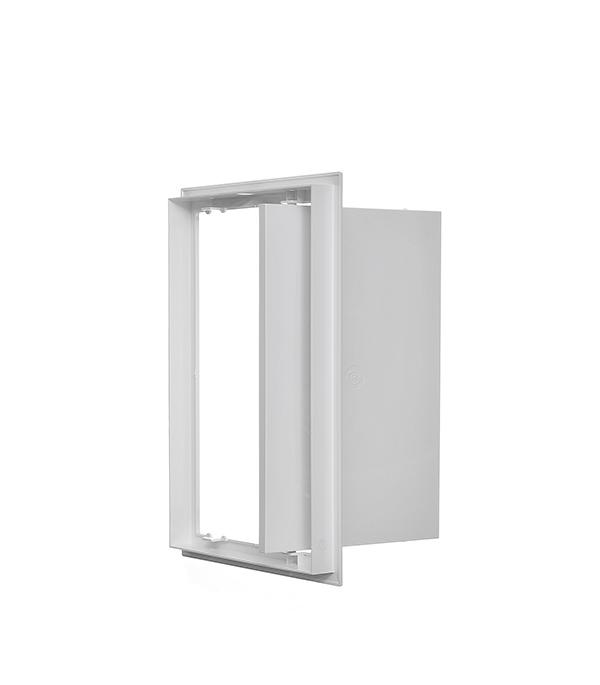 Ревизионный люк 300х400 мм пластиковый люк ревизионный 300х400 мм решетчатый пластиковый декофот
