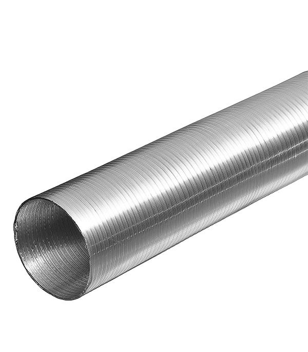 Воздуховод гибкий алюминиевый гофрированный d150 мм х 3 м Алювент Стандарт