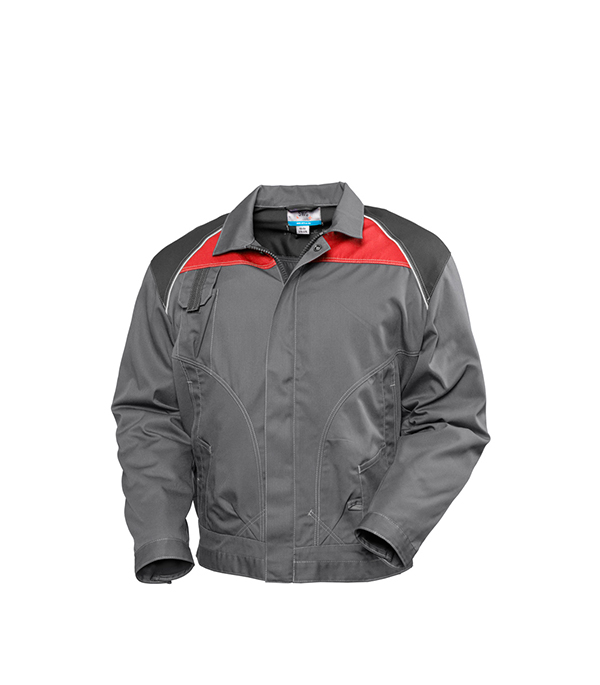 Куртка серая, размер 52-54, рост 182-188 SWG Стандарт