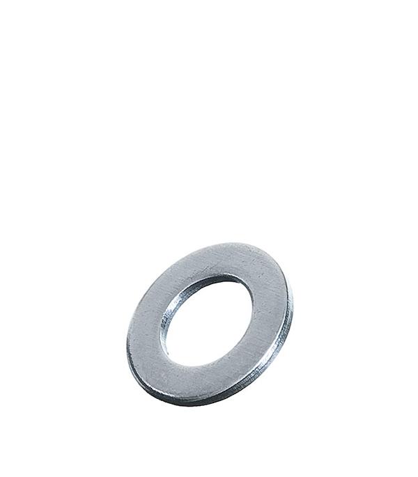 Шайбы оцинкованные 14х28 мм DIN 125А (50 шт) шайбы оцинкованные 10х20 мм din 125а 100 шт
