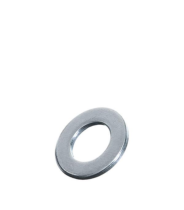 Шайбы оцинкованные 16х28 мм DIN 125А (4 шт) шайбы оцинкованные 10х20 мм din 125а 100 шт