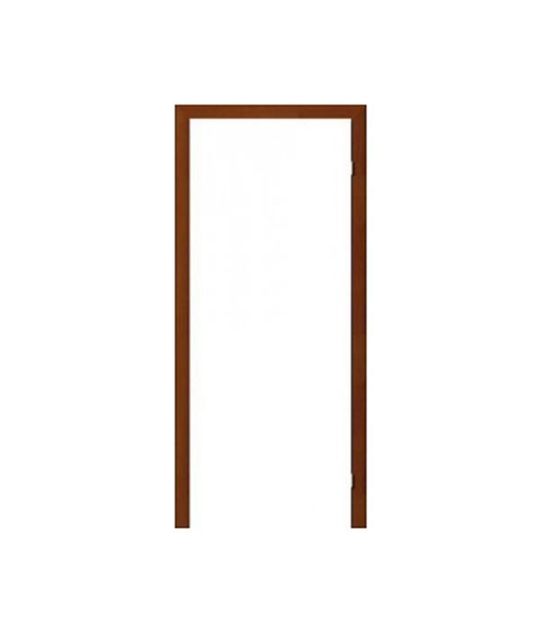 Коробка дверная VERDA Итальянский орех М7 70х26х2070 мм коробка дверная дпг итальянский орех 800 с петлями