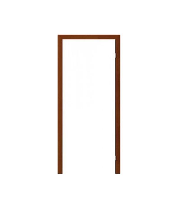 Коробка дверная Итальянский орех М8х21 70х26х2040 мм Верда