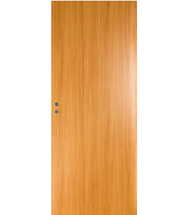 Дверное полотно Верда Бук 7М 620х2036 мм, с притвором