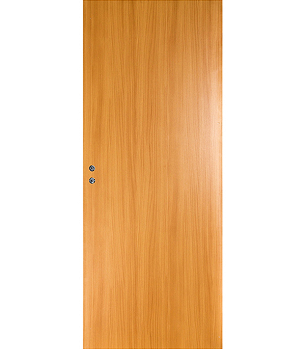 Дверное полотно VERDA Бук 9М 820х2036 мм с притвором