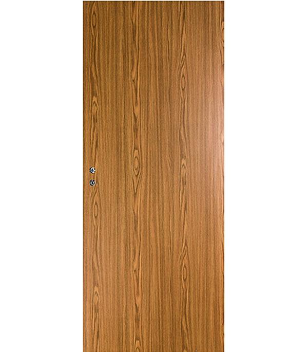 Дверное полотно VERDA Дуб 7М 620х2036 мм с притвором дверное полотно белвуддорс капричеза шпонированное дуб 800x2000 мм без притвора