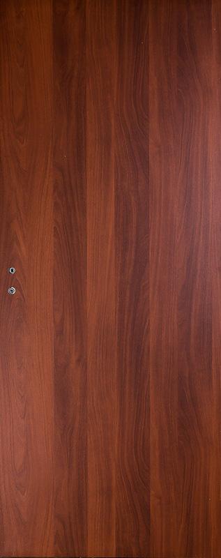 Дверное полотно Верда Итальянский орех 8М, 700х2000 мм, без притвора
