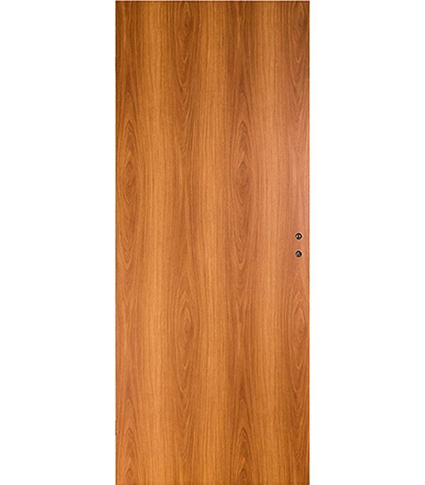Дверное полотно VERDA Миланский орех 8М 700х2000 мм без притвора коробка дверная дпг миланский орех 600 с петлями