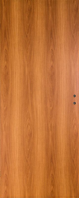 Дверное полотно Верда Миланский орех 9М, 800х2000 мм, без притвора