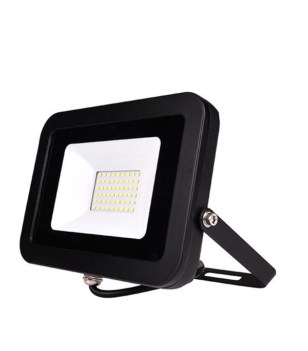 Прожектор светодиодный 50Вт, IP66 (плоский корпус)