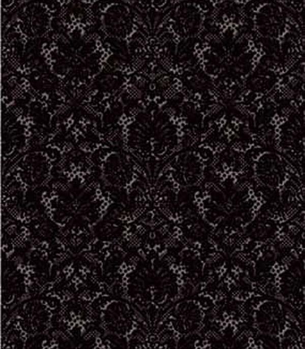 Плитка облицовочная 400х275х7,5 мм Органза 5Т черная (15 шт.=1,65 кв.м.)
