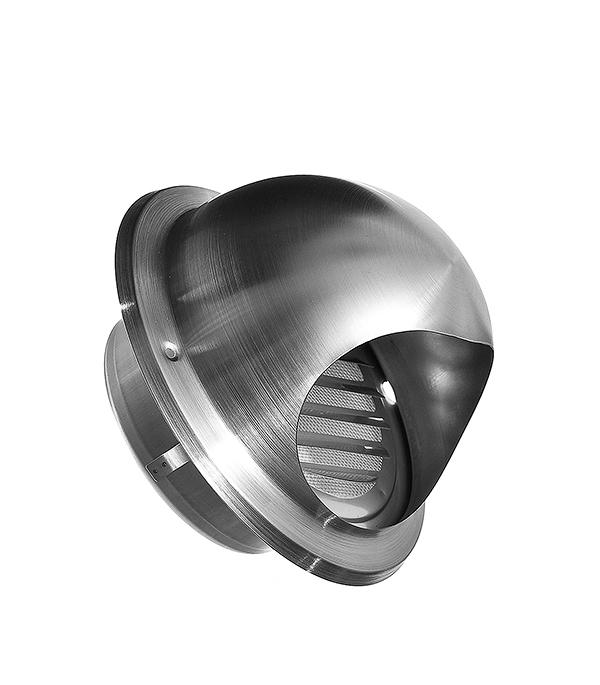Выход вентиляционный стенной стальной d100 мм