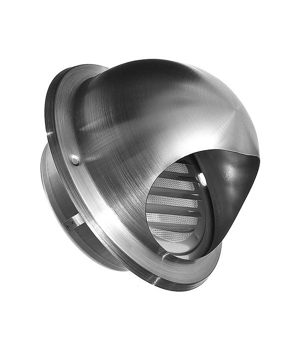 Вентиляционный выход стенной стальной d160 мм
