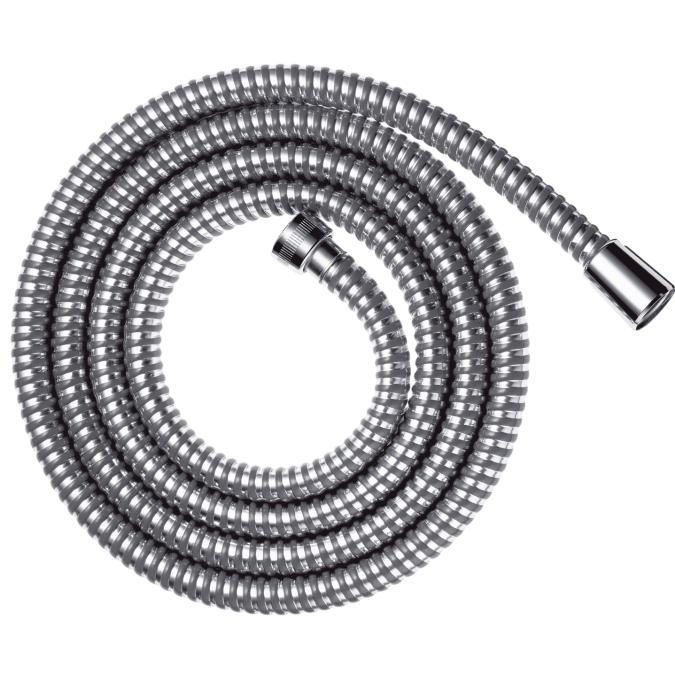 Шланг для душа 2000 мм пластиковый спиральный Hansgrohe Metaflex