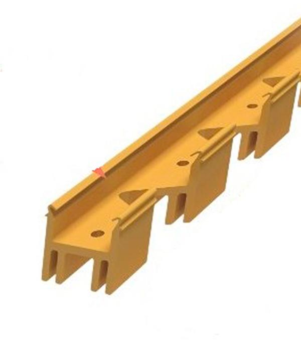 Планка монтажная к гибкому порогу Rico Flex, 6-18 мм (0,95 м)