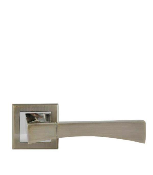 Дверная ручка Palladium City A Trevi AB античная бронза фиксатор palladium city cr bk ab cp бронза