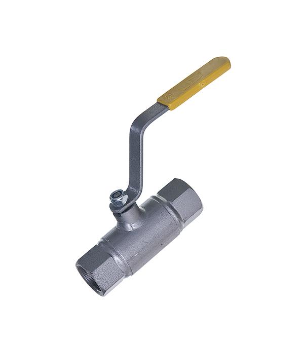 Кран шаровый муфтовый LD PN40 Ду20 3/4 в/в стандартнопроходной стальной кран шаровый муфтовый ld pn40 ду15 1 2 в в стандартнопроходной стальной