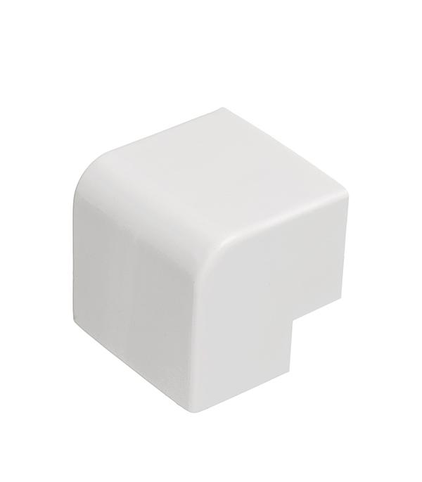 Угол внешний для кабель-канала 40x25 мм белый (4 шт.)