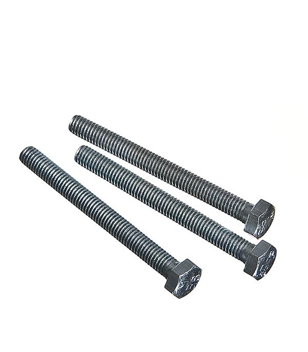 Болты оцинкованные М6х60 мм DIN 933 (30 шт) болты оцинкованные м20х80 мм din 933 5 шт