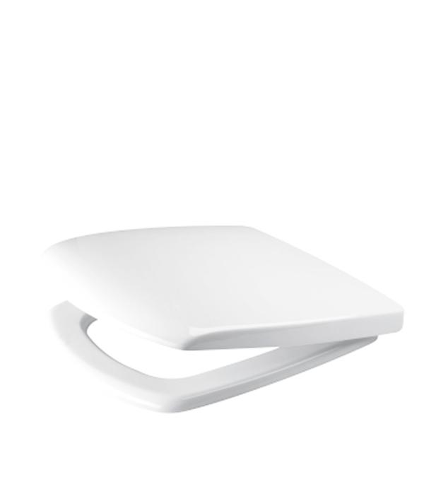 Сиденье для унитаза Carina дюропласт сиденье для унитаза santek ирис дюропласт 1wh106906
