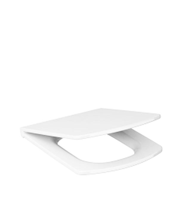 Сиденье для унитаза Cersanit Easy дюропласт с микролифтом сиденье для унитаза carina дюропласт с микролифтом