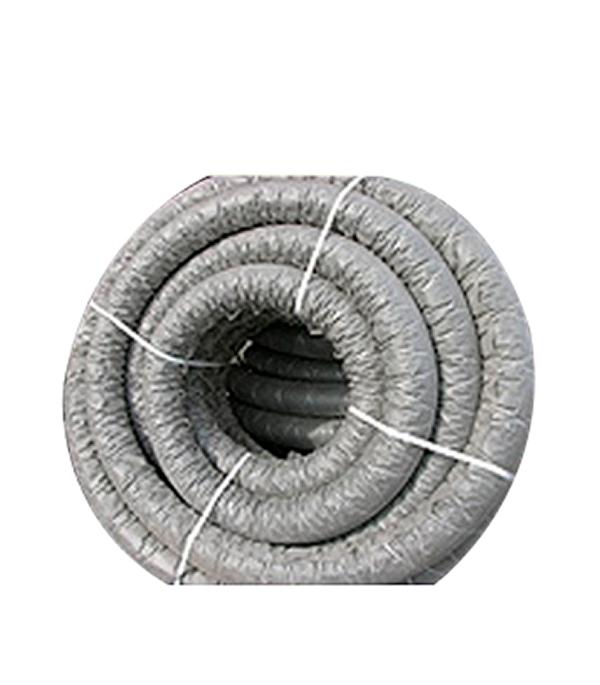 Труба дренажная ДГТ-ПНД d200 в фильтре (40м) пнд труба для водопровода