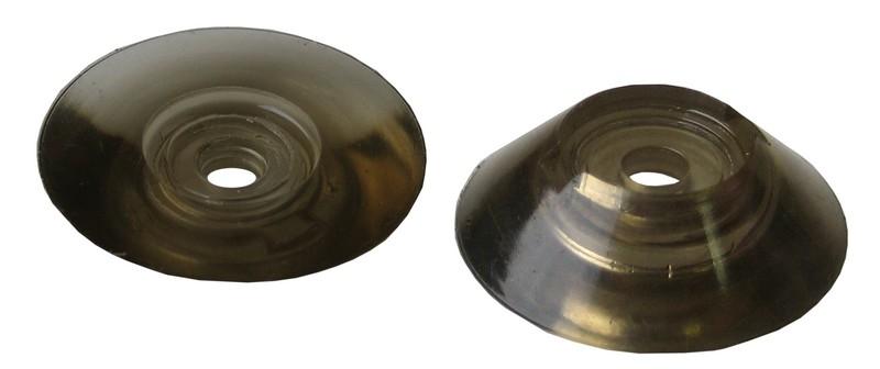 Термошайба d30мм для поликарб.бронза (25 шт)