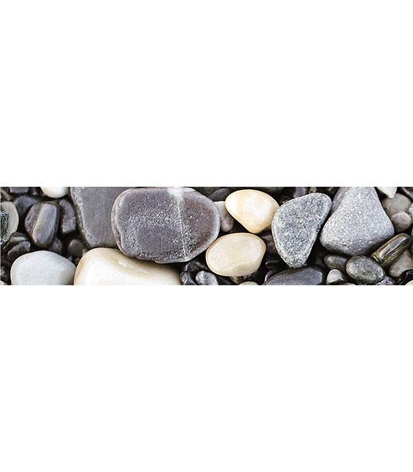 Плитка бордюр Cersanit Blackstone 250х60 мм глина шамотная огнеупорная 20 кг
