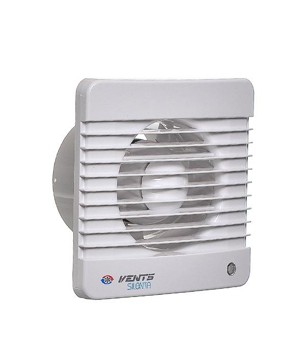 Вентилятор осевой Вентс Силента М d100 мм вентилятор осевой вентс d100 мм 18 вт жалюзи