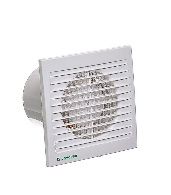 Вентилятор осевой d100 мм Домовент 100С