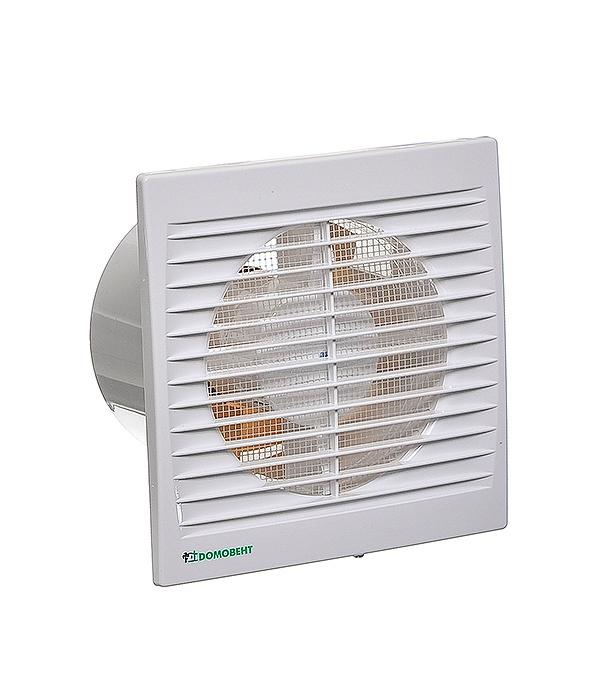 Вентилятор осевой Домовент 125С d125 мм вентилятор осевой d125 мм cata mt 125 белый