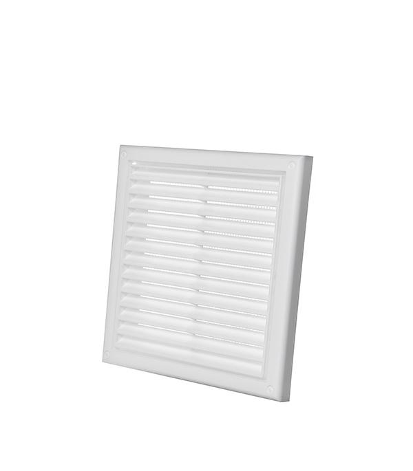 Решетка вентиляционная пластиковая 186х186 мм Вентс