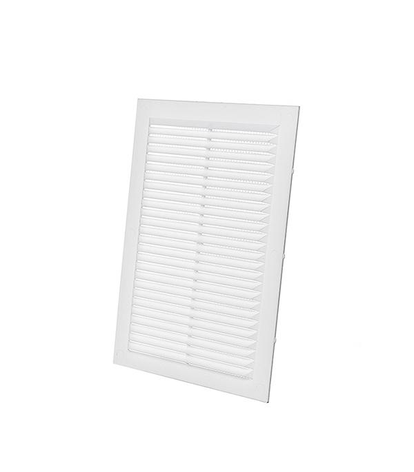 Решетка вентиляционная пластиковая  170х238х8 мм Вентс
