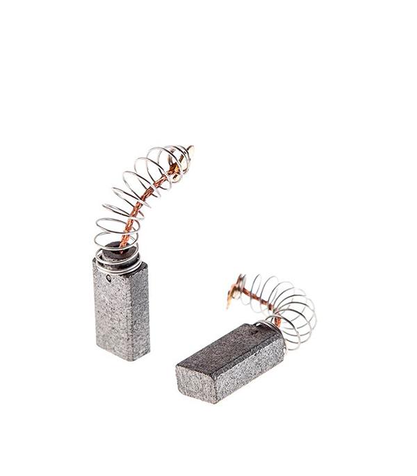 Щетки угольные для инструмента Bosch 404-307 1607014117 Аutostop (2 шт) дрель электрическая bosch psb 500 re 0603127020 ударная