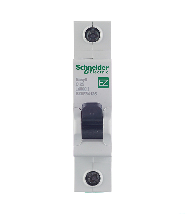 Автомат 1P 25А тип С 4.5 kA Schneider Electric Easy9 автомат 1p 25а тип с 4 5ка schneider electric easy9