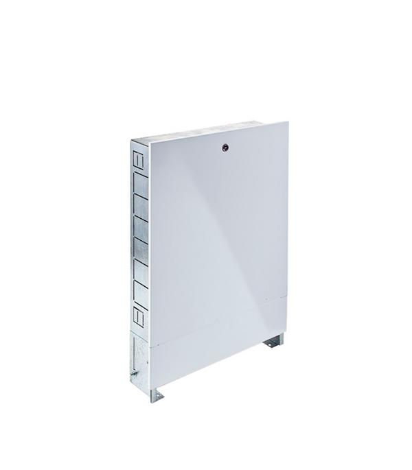 Коллекторный шкаф встраиваемый Valtec ШРВ2 коллекторная группа valtec 1 х 7 отводов с расходомерами нержавеющая сталь