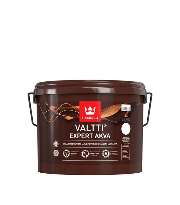 Антисептик Valtti Expert Akva палисандр Тиккурила 9 л лак для обработки сучков oksalakka тиккурила 0 33 л