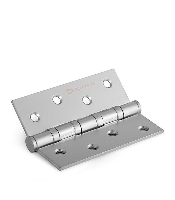 Петля универсальная Palladium N 4BB-100 PС (перл хром) 3 мм