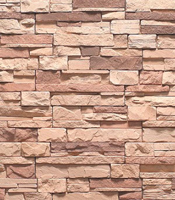 Искусственный камень Абрау 108А (20 шт=0,5 кв.м.) искусственный камень для внутренней отделки стен купить в москве свиблово