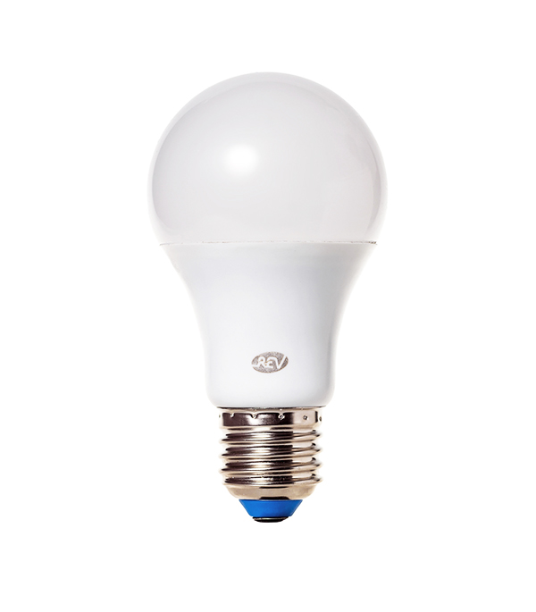 Лампа светодиодная Е27 13W, A60, 2700K, теплый свет, диммируемая, REV