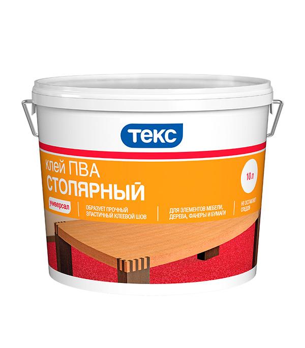 Клей ПВА  профессиональный универсал Текс 10 кг клей активатор для ремонта шин done deal dd 0365
