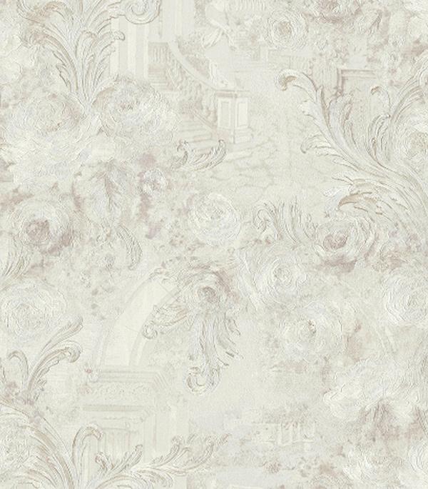 Виниловые обои на флизелиновой основе Victoria Stenova Veronese 988394 1.06х10 м