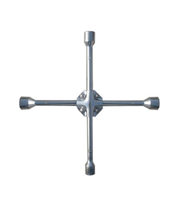 Ключ крестообразный баллонный Matrix 1/2 х 16 мм 17х19х21 мм ключ балонный колесный крестообразный king tony 400 мм 17 19 21 22 мм 19911722