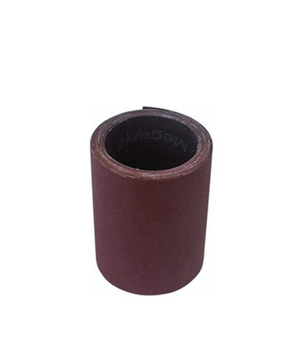 Шлифовальная шкурка на тканевой основе Р100, 100 мм 3 м